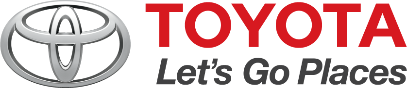 Toyota Logo lets go places