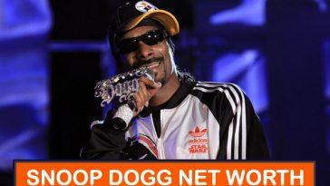 Snoop Dogg Net Worth