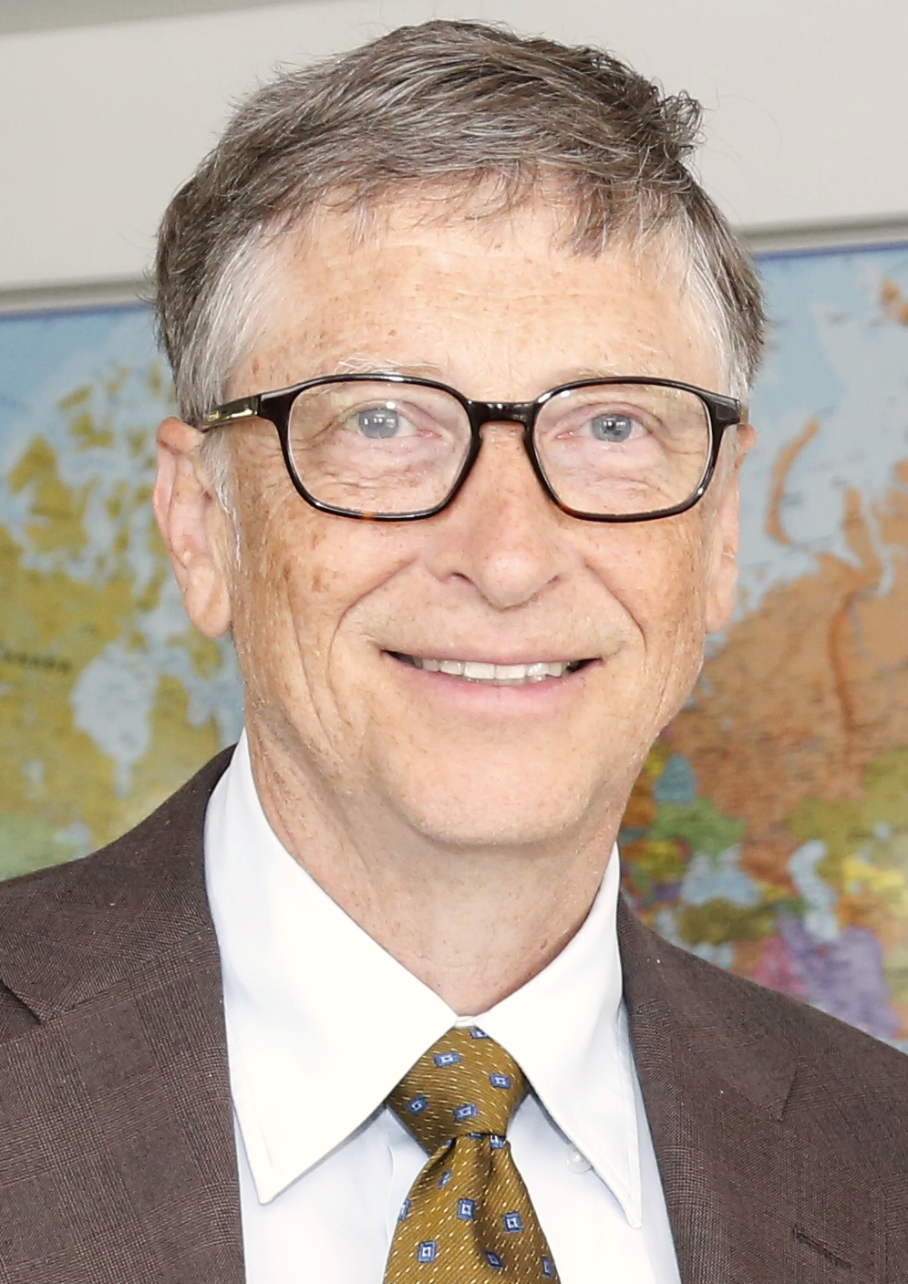 Bill Gates Net Woth