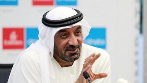 Ahmed bin Saeed Al Maktoum Net Worth