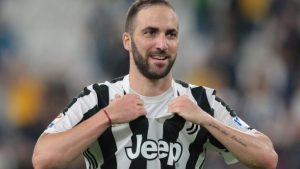 Gonzalo Higuain Networth
