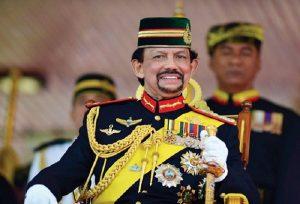 richest royals - Hassanal Bolkiah Net Worth
