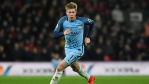 Kevin de Bruyne Networth