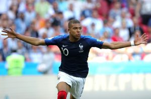 Kylian Mbappe Networth