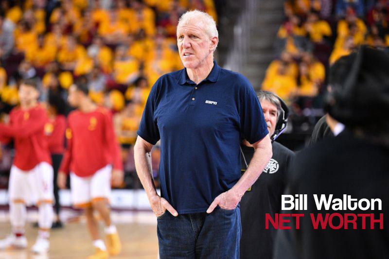 Bill Walton Net Worth