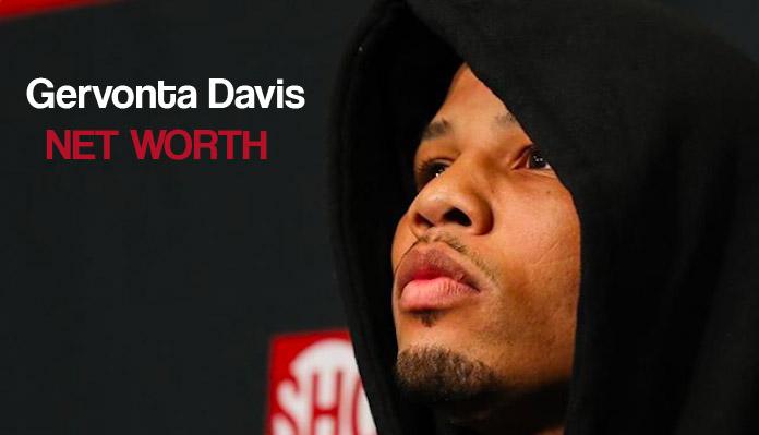 Gervonta Davis net worth