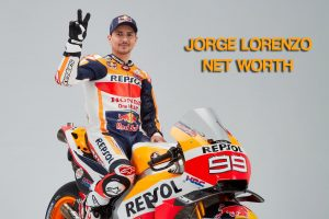 Jorge Lorenzo Net Worth