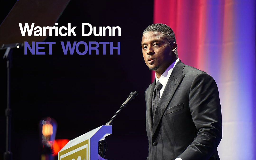 Warrick Dunn Net Worth