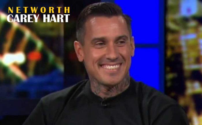 Carey Hart Net Worth