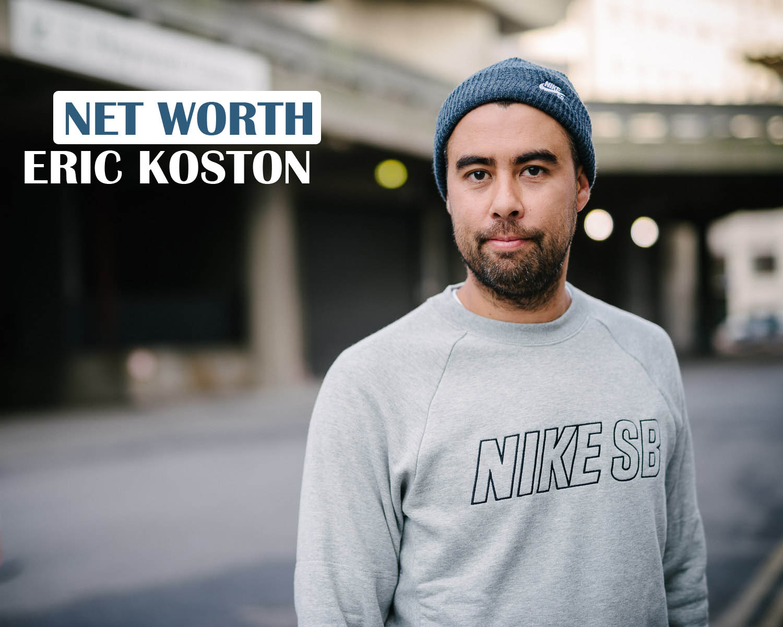 Eric Koston Net Worth