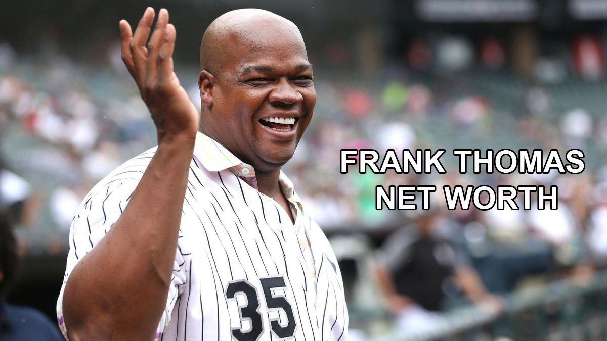 Frank Thomas Net Worth