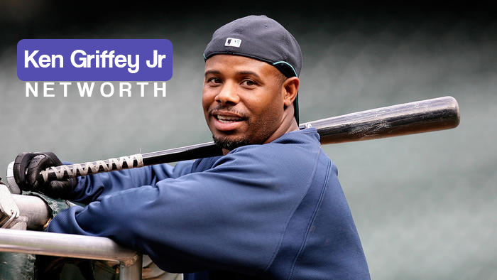 Ken Griffey Jr net worth