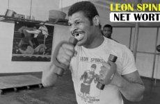 Leon Spinks Net Worth