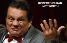 Roberto Duran Net Worth