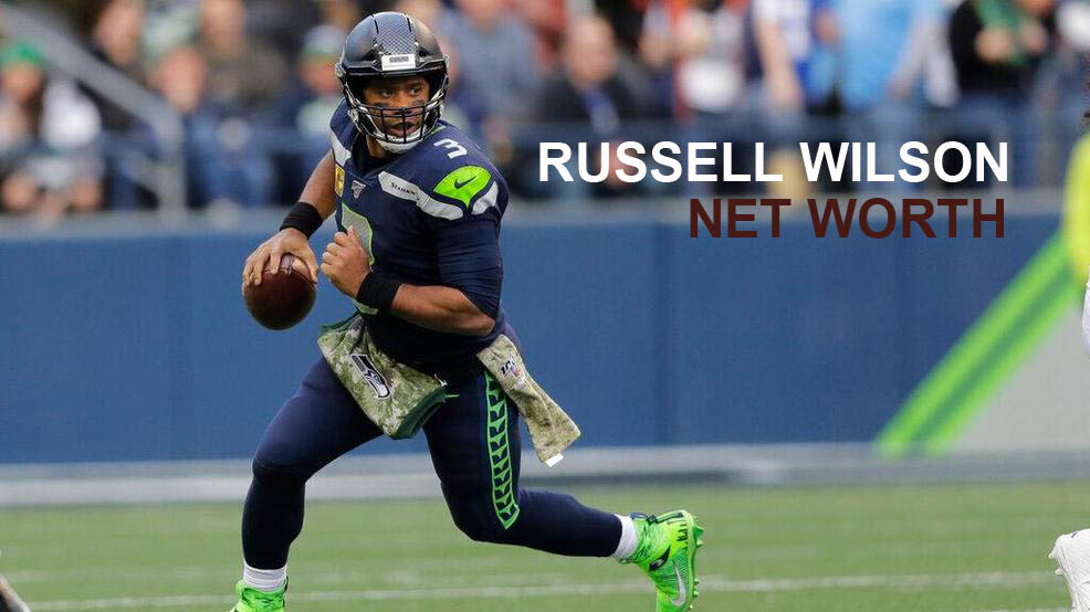 Russell Wilson Net Worth 2020 Earnings As Baseball And Football Player