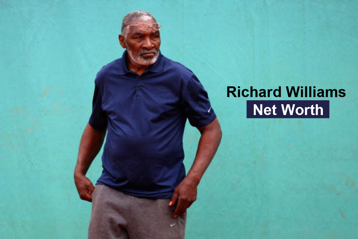 Richard Williams Net Worth