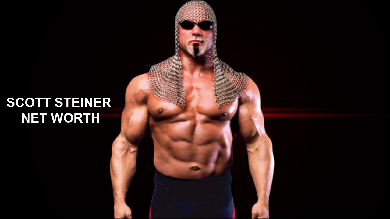 Scott Steiner Net Worth