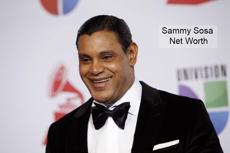 Sammy Sosa Net Worth