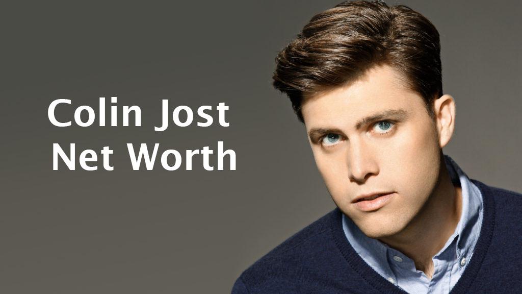 Colin Jost Net Worth