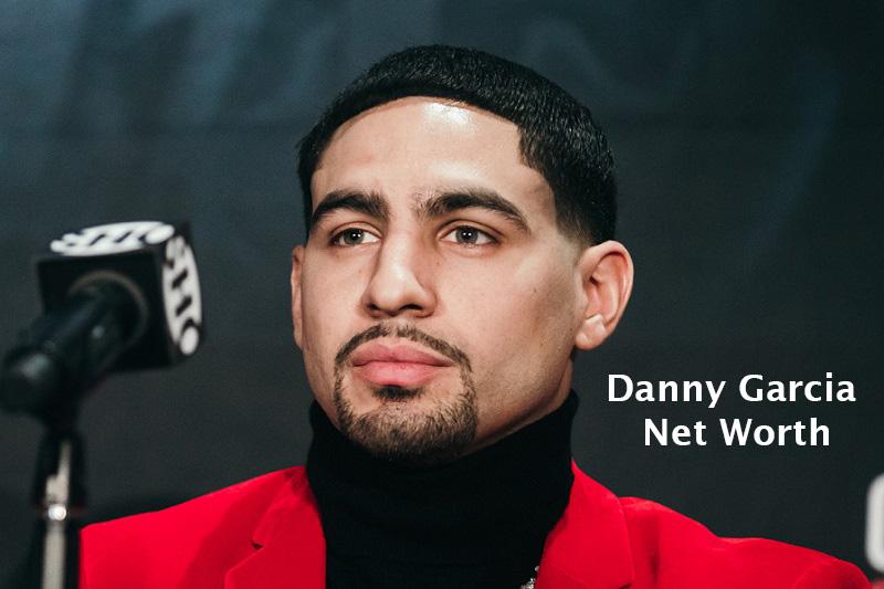 Danny Garcia Net Worth