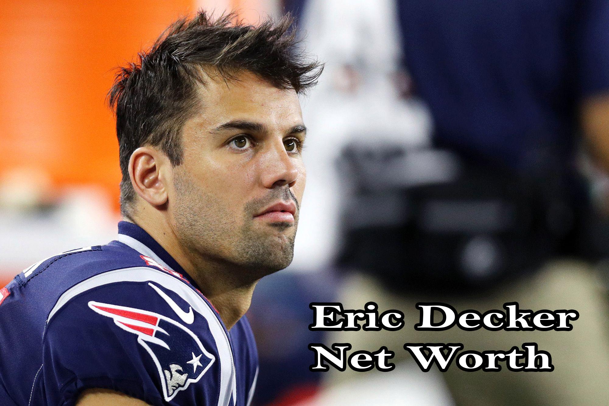 Eric Decker Net Worth