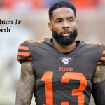 Odell Beckhum Jr Net Worth