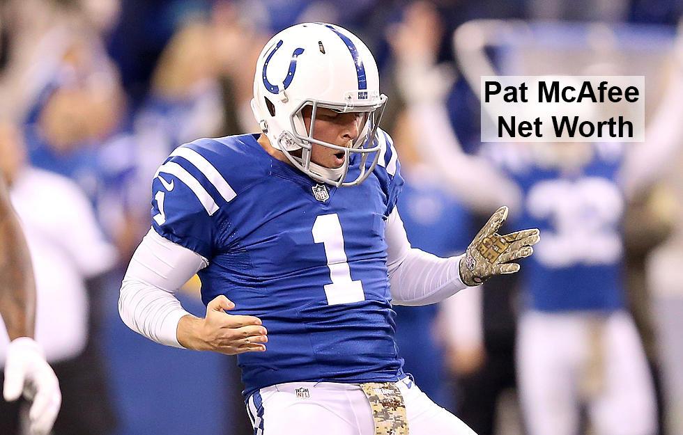 Pat McAfee Net Worth