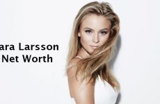Zara Larsson Net Worth