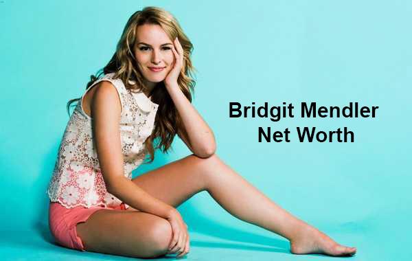 Bridgit Mendler Net Worth