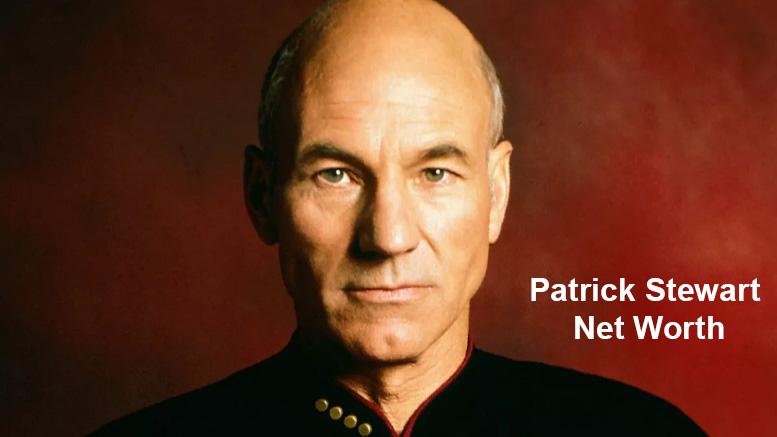 Patrick Stewart Net Worth