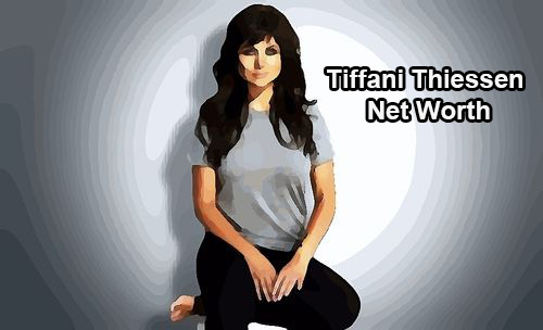 Tiffani Thiessen Net Worth