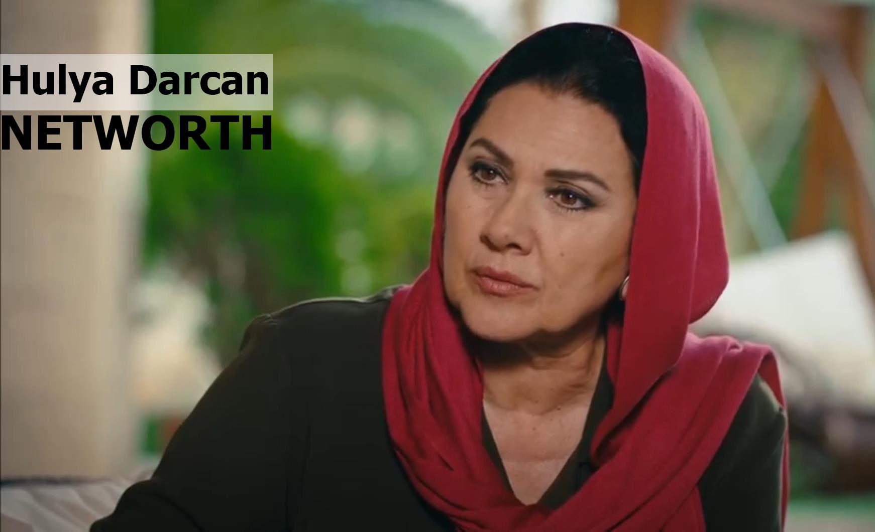 Hulya Darcan Net Worth