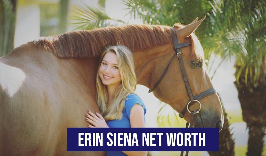 Erin Siena Net Worth