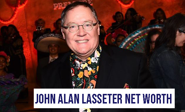 John Alan Lasseter Net Worth