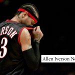 Allen Iverson Net Worth