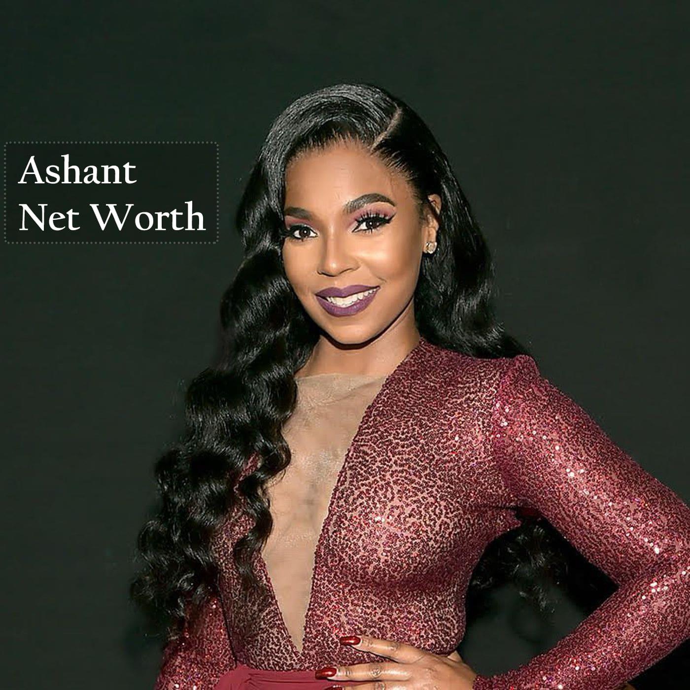 Ashant Net Worth