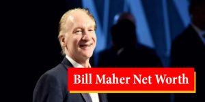 Bill Maher Net Worth