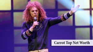 Carrot Top Net Worth
