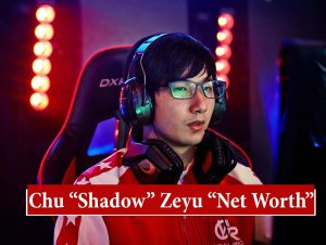 "Chu ""Shadow"" Zeyu Net Worth"