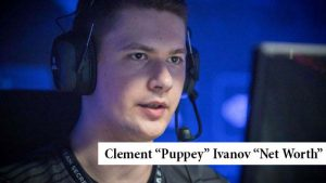 "Clement ""Puppey"" Ivanov Net Worth"
