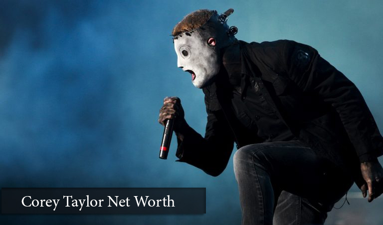 Corey Taylor Net Worth