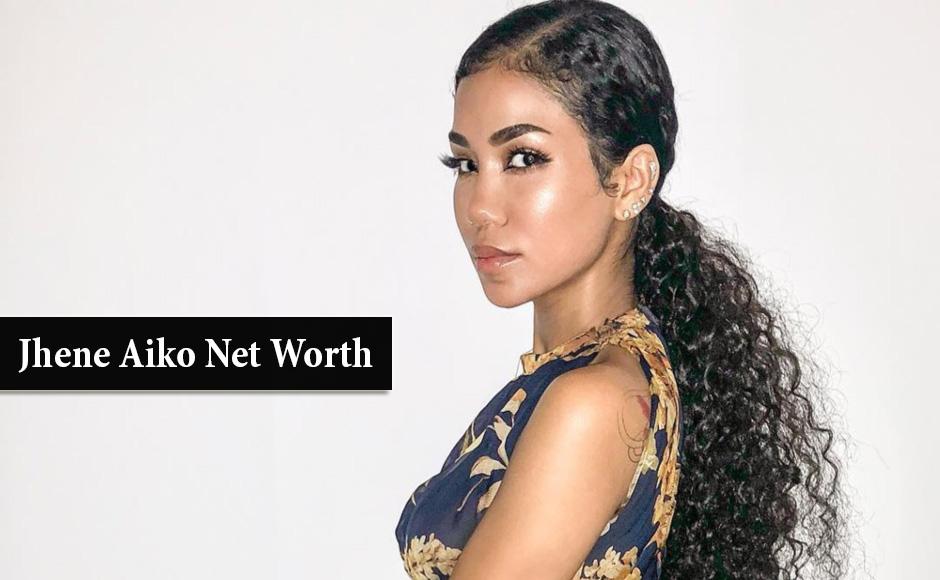 Jhene Aiko Net Worth