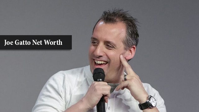 Joe Gatto Net Worth