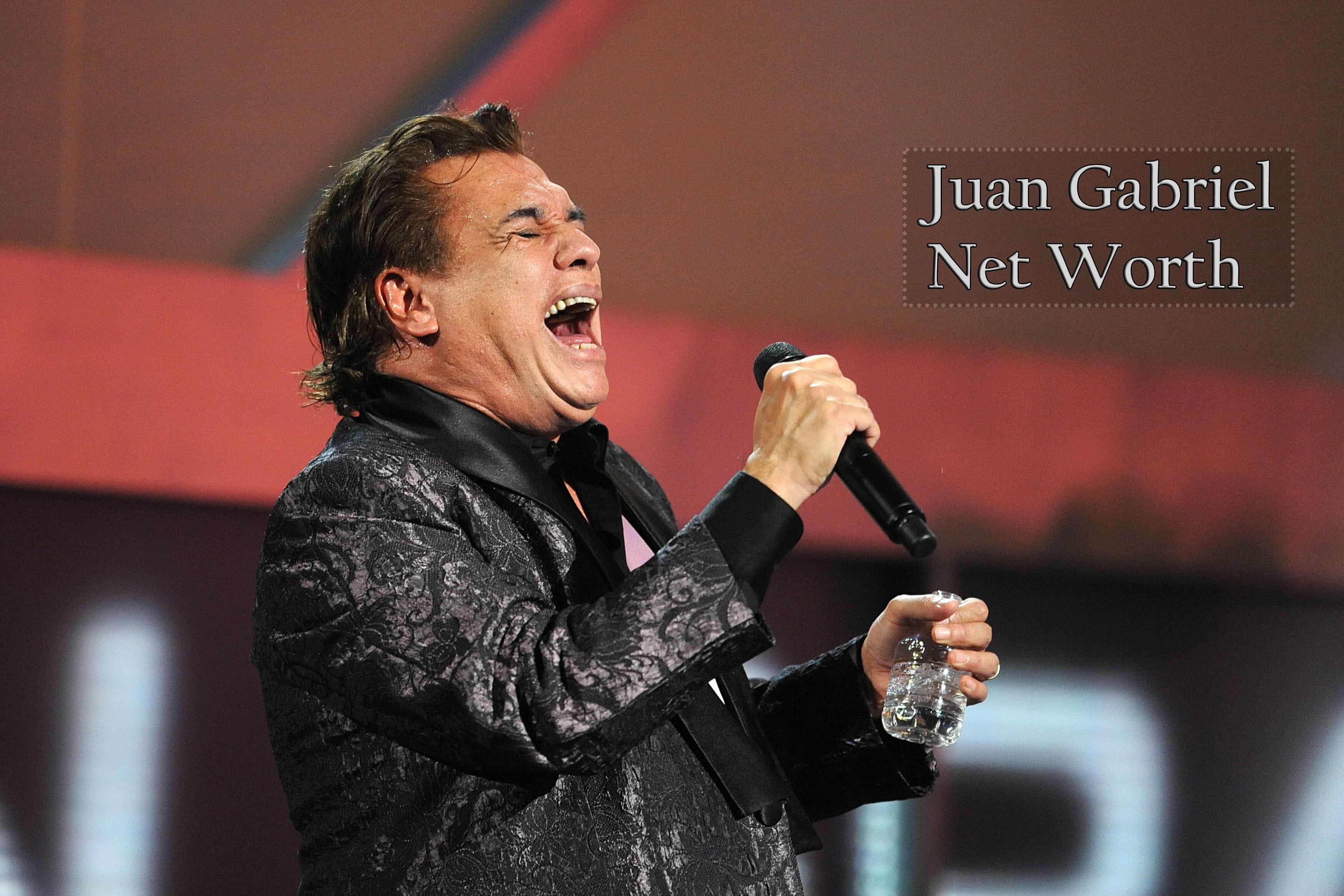 Juan Gabriel Net Worth