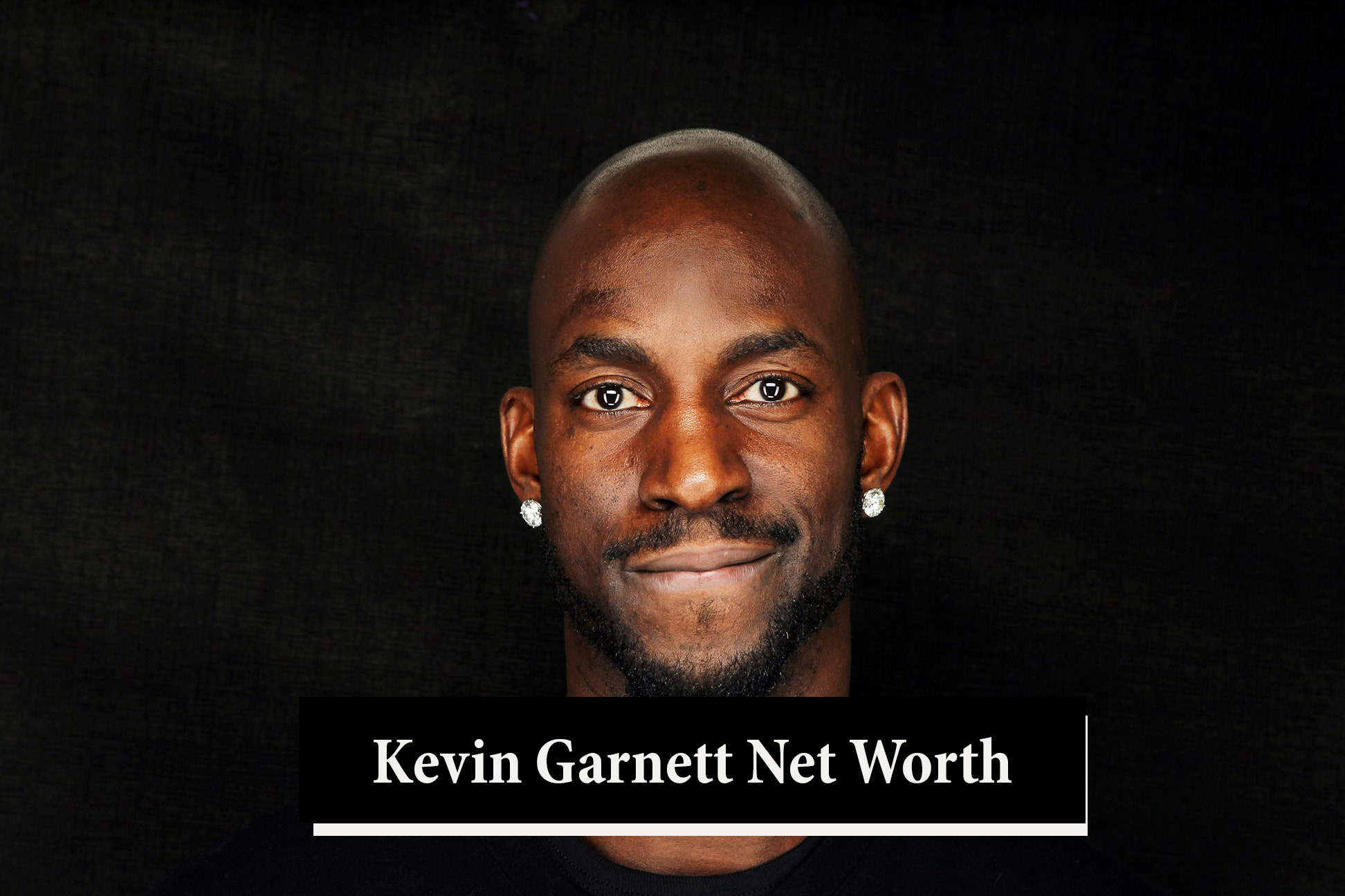 Kevin Garnett Net Worth