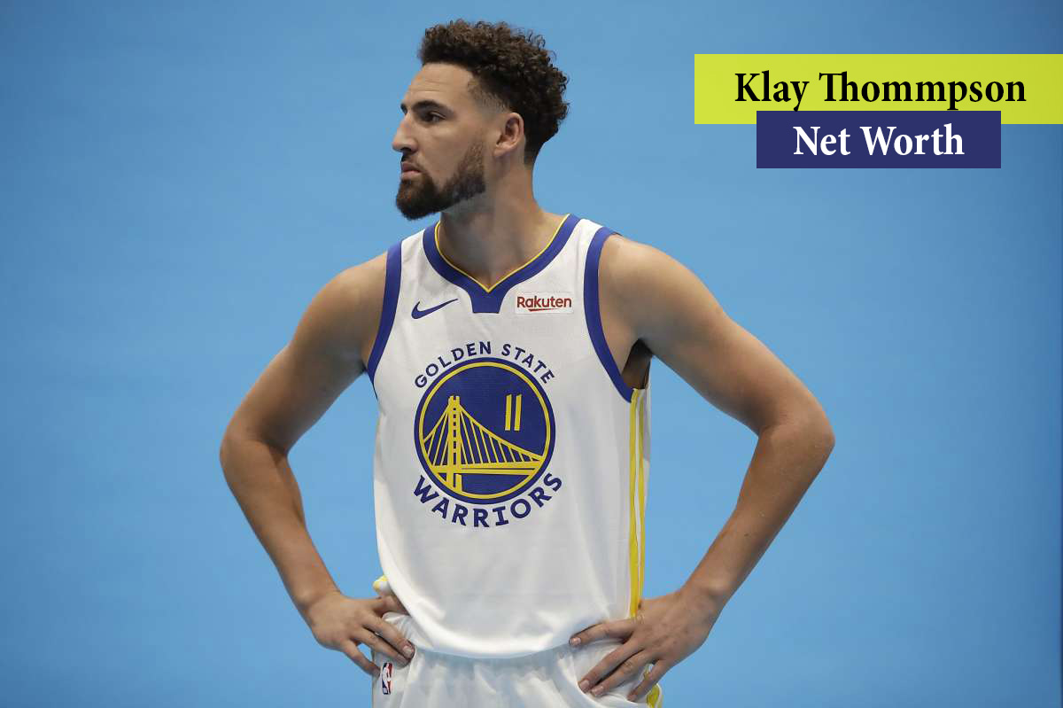 Klay Thommpson Net Worth