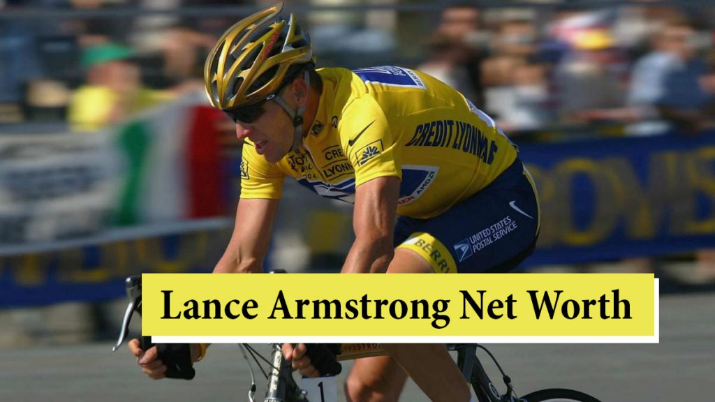 Lance Armstrong 2021