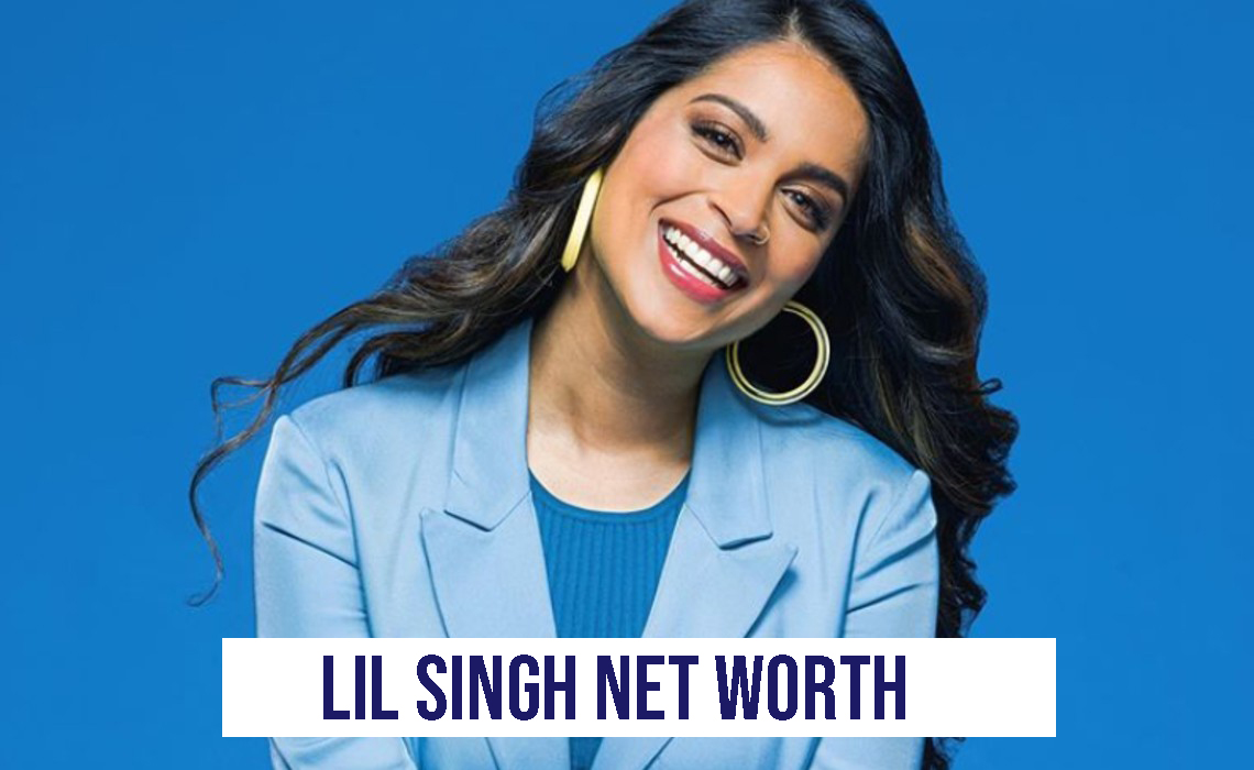 Lilly Singh Networth
