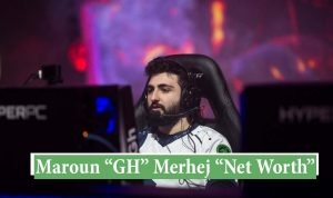 "Maroun ""GH"" Merhej Net Worth"