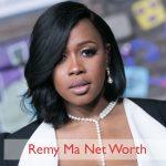 Remy Ma Net Worth